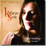 Kathryn Scott - Worship CD