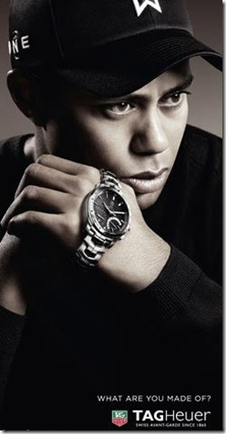 Tag Heuer - Tiger Woods