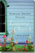 Barbara Brown Taylor - Leaving Church