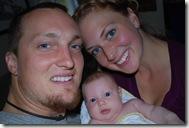 Dan, Jennifer and Molly