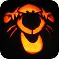 Tigger Pumpkin