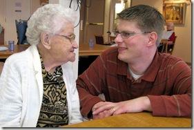 Grandma and Stan (May 2011)