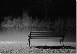 Lonely Bench (found via Google search)