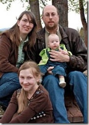 Sarah & Rick Apperson and family