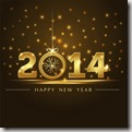Happy New Year 2014 image found via Google