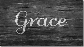 Grace graphic found via Google