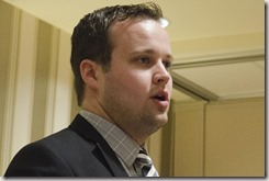 Photo of Josh Duggar from nypost.com