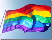 Pride flag photo found via Google