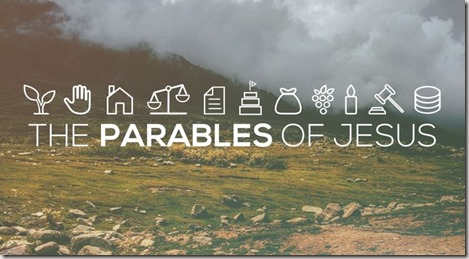 Parables graphic found with Google