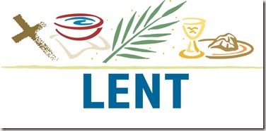 Lent graphic found with Google