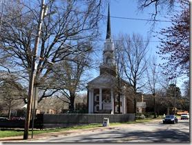 White Memorial Presbyterian Church, Raleigh NC