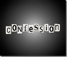 Confession graphic found via Google