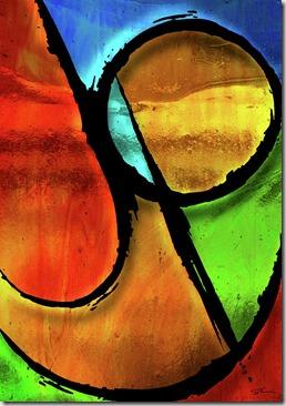 """Joy – Abstract"" by Shevon Johnson, FineArtAmerica.com"