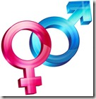 Gender symbols graphic found via Google