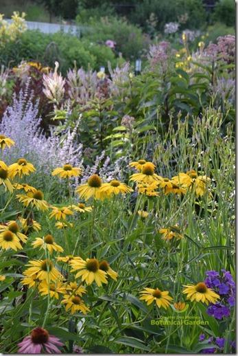 Koehn Garden at the Greater Des Moines Botanical Garden